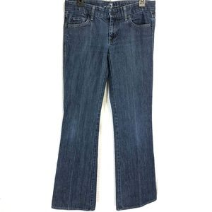 7 SEVEN FOR ALL MANKIND A Pocket Flare Jeans ~ 29